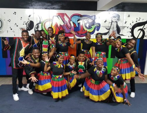 The Ndlovu Youth Choir Lifts the Nation with Song